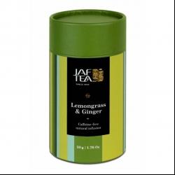 چای لِمونگرَس زنجبیل جَفتیی – ۵۰ گرم