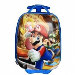 چمدان کودک مدل قارچ خور