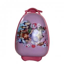 چمدان کودک مدل پرنسس