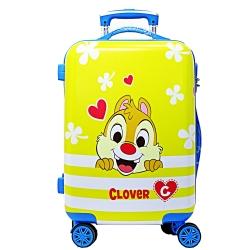 چمدان کودک طرح کلوور مدل 0113