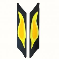 چراغ ال ای دی خودرو دی تایم رانینگ لایت مدل شمعی 14 سانتیمتری بسته 2 عددی