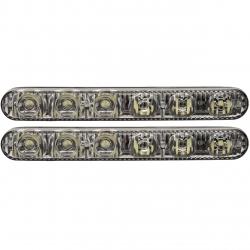 چراغ ال ای دی لنزی دی آر ال مدل 6 لامپ