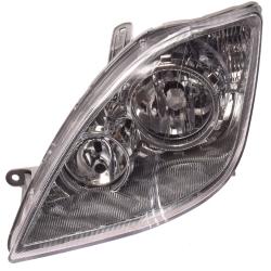 چراغ جلو چپ جمع ساز مدل JMotor-6615 مناسب برای تیبا 1 و 2