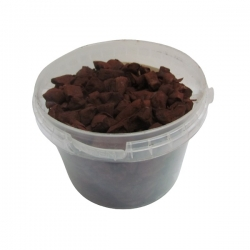 چیپس خرما خلالی شکلاتی – 300 گرم