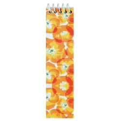 دفترچه یادداشت ژوست طرح گل های خورشیدی کد ۰۳