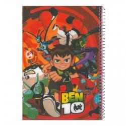 دفتر نقاشی 50 برگ مدل بن تن