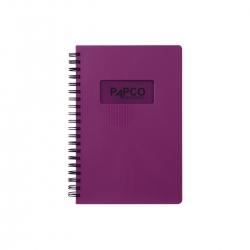 دفتر زبان 100 برگ پاپکو مدل NB-643BC کد HT01