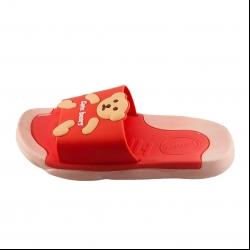 دمپایی دخترانه مدل orge teddy