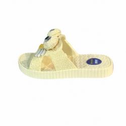 دمپایی پسرانه مدل پنگول 004 رنگ زرد