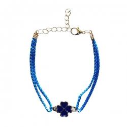 دستبند دخترانه مدل گل کد 60