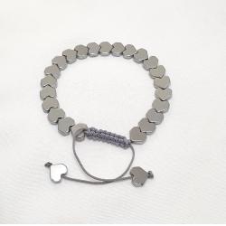 دستبند دخترانه مدل حدید GM105