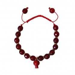 دستبند دخترانه طرح انار کد 3203