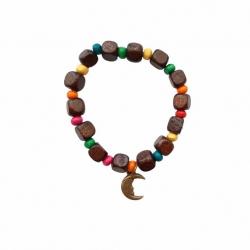 دستبند مدل دستبند طرح ماه