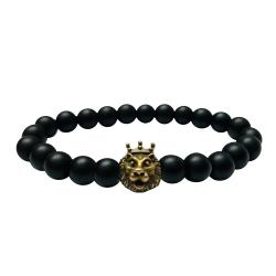 دستبند مردانه کد 10910