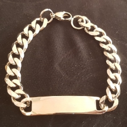 دستبند مردانه مدل P610