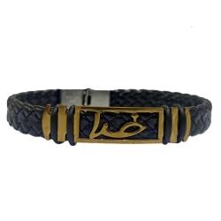دستبند مردانه طرح خدا کد CAF2020