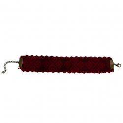 دستبند سوزن دوزی  کد C18