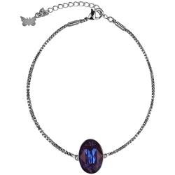 دستبند زنانه سواروسکیکد PARVA12