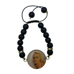 دستبند زنانه طرح بیلی آیلیش کد 028