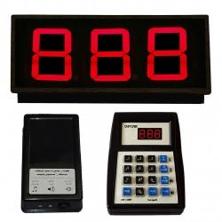 دستگاه فراخوان مشتری اسکار مدل RF5002