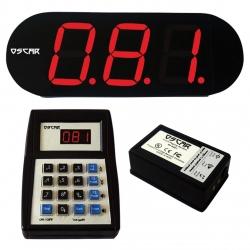 دستگاه فراخوان مشتری اسکار مدل RF5001