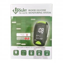 دستگاه تست قند خون یورایت مدل TD4279
