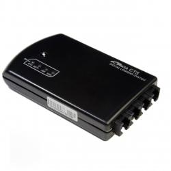 دستگاه ضبط و مدیریت مکالمات تلفن تکسا مدل cts کد 004