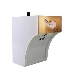 دستگاه ضد عفونی کننده دست آدرین مدل A PLUS
