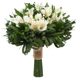 دسته گل کلبه گل سن سون مدل DG-11016