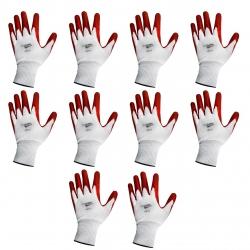 دستکش ایمنی کوئیک کلین مدل R2360 مجموعه 10 عددی