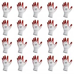 دستکش ایمنی کوئیک کلین مدل R2360 مجموعه 20 عددی