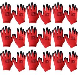دستکش ایمنی تانگ وانگ مدل  R بسته 9 عددی