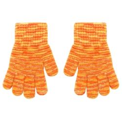 دستکش بافتنی بچگانه مدل Cl05-Or