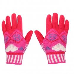 دستکش بافتنی زنانه کد 07