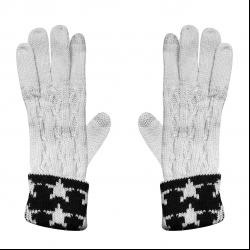 دستکش بافتنی زنانه مدل 80