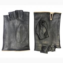 دستکش مردانه چرم مون مدل creama ogdoo