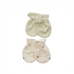 دستکش نوزادی جیکلمدل Jk902311-53 مجمووعه دو عددی