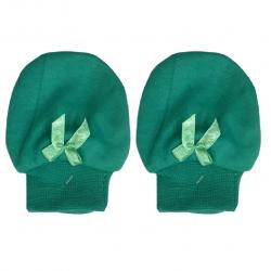 دستکش نوزادی مدل green01