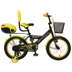 دوچرخه شهری مدل تاچ کد 16202 سایز 16