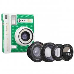 دوربین چاپ سریع لوموگرافی مدل Automat-Cabo Verde به همراه سه لنز