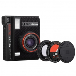 دوربین چاپ سریع لوموگرافی مدل Automat-Glass Magellan به همراه لنز