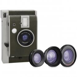 دوربین چاپ سریع لوموگرافی مدل Oxford به همراه سه لنز