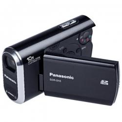 دوربین فیلمبرداری پاناسونیک اس دی آر-اس 10