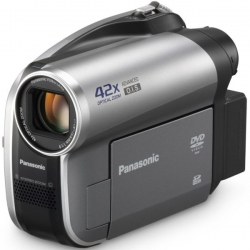 دوربین فیلمبرداری پاناسونیک وی دی آر-دی 50