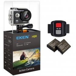 دوربین فیلم برداری ورزشی اکن مدل H9R به همراه باتری اضافه