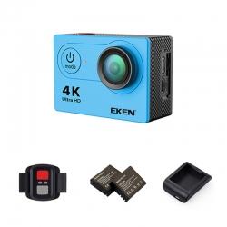 دوربین فیلم برداری ورزشی اکن مدل H9R به همراه باتری و شارژر