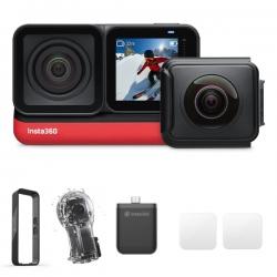 دوربین فیلم برداری ورزشی اینستا 360 مدل ONE R به همراه لوازم جانبی