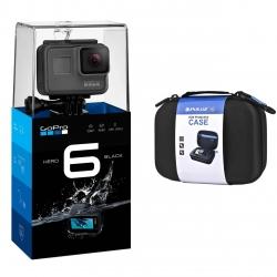 دوربین فیلم برداری ورزشی گوپرو مدل HERO 6 Black همراه با کیف پلوز
