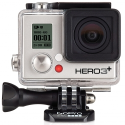 دوربین فیلم برداری ورزشی گوپرو مدل Hero3+ Black Edition