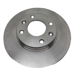 دیسک ترمز چرخ جلو هانتر کد 415575 مناسب برای تیبا